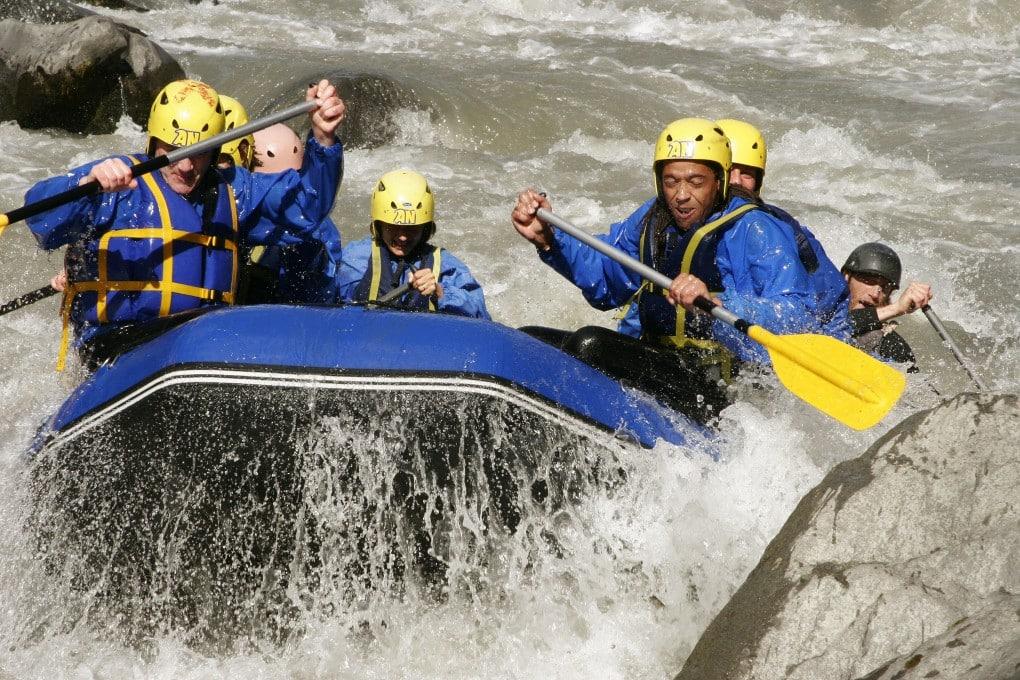 rafting annecy haute savoie