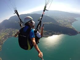 stage parapente