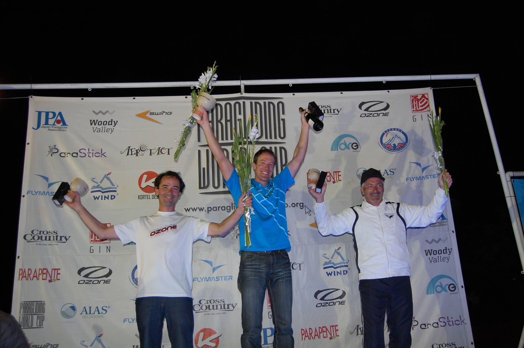 Champion du monde parapente : Julien Wirtz a participé !