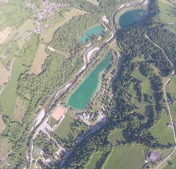 lac de lescheraine