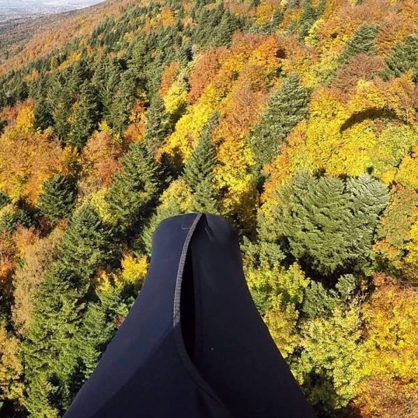 automne parapente annecy