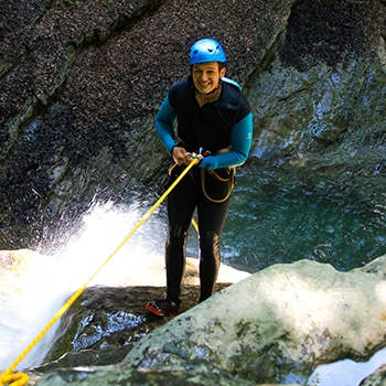 Canyoning Angon Pack Famille