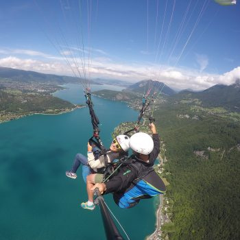 Photos Parapente Annecy