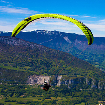 Stage initiation 5 jours Parapente Annecy
