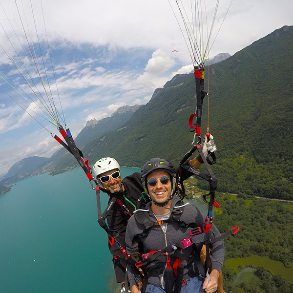 news annecy paragliding