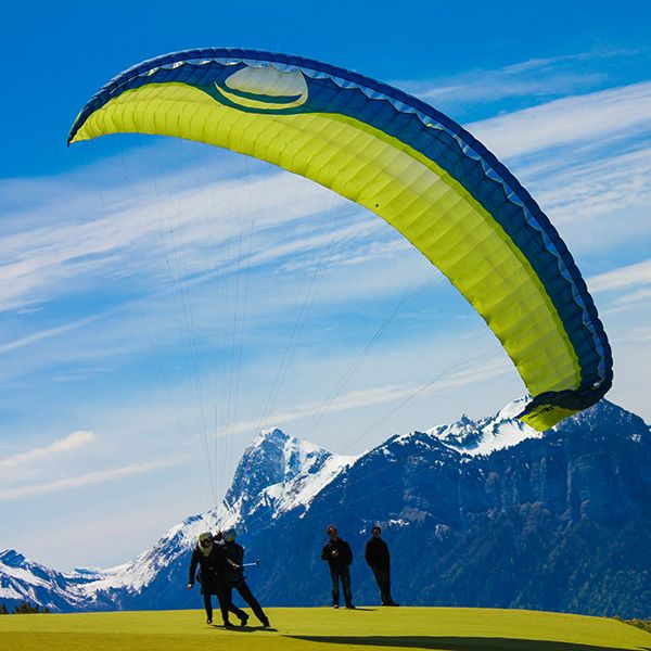 Parapente Annecy Stage